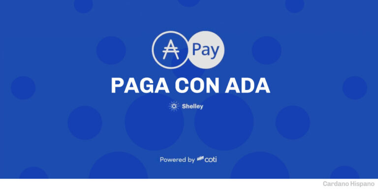 ADA Pay Cardano COTI Banner